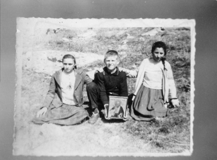 Архивни снимки от село Баница и околностите
