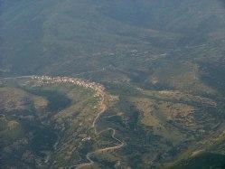 Планина Шарлия, Фращане