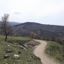 Черният път към Баница