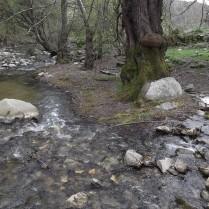 Серовица, до Баничкия мост